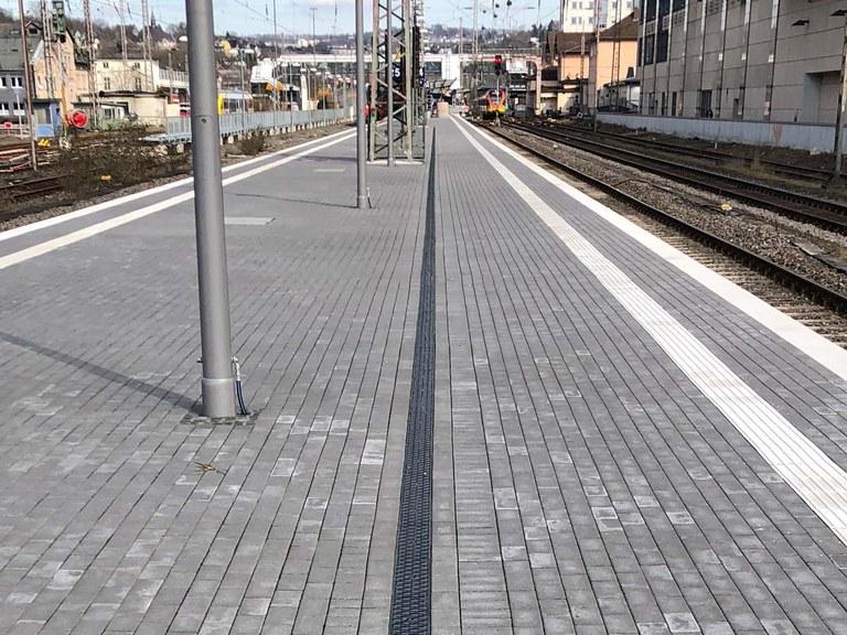 Bahnhof in Siegen