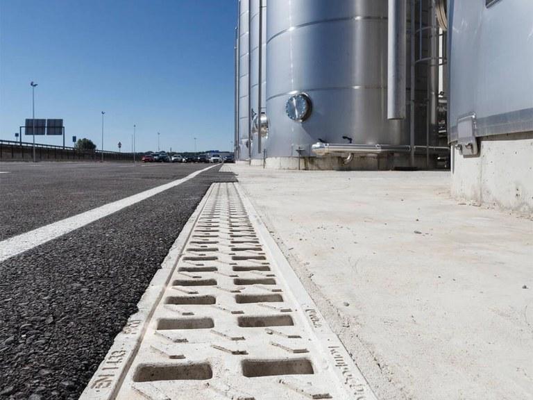 CAMPOFRÍO vertraut für sein Werk in Burgos erneut in die Entwässerungsysteme der Firma ULMA