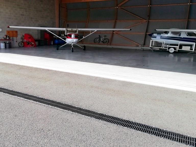 Der Flugplatz Chartreserreicht neue Höhen