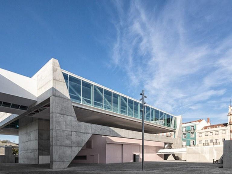 ULMA-Rinnen im Kutschenmuseum Lissabon
