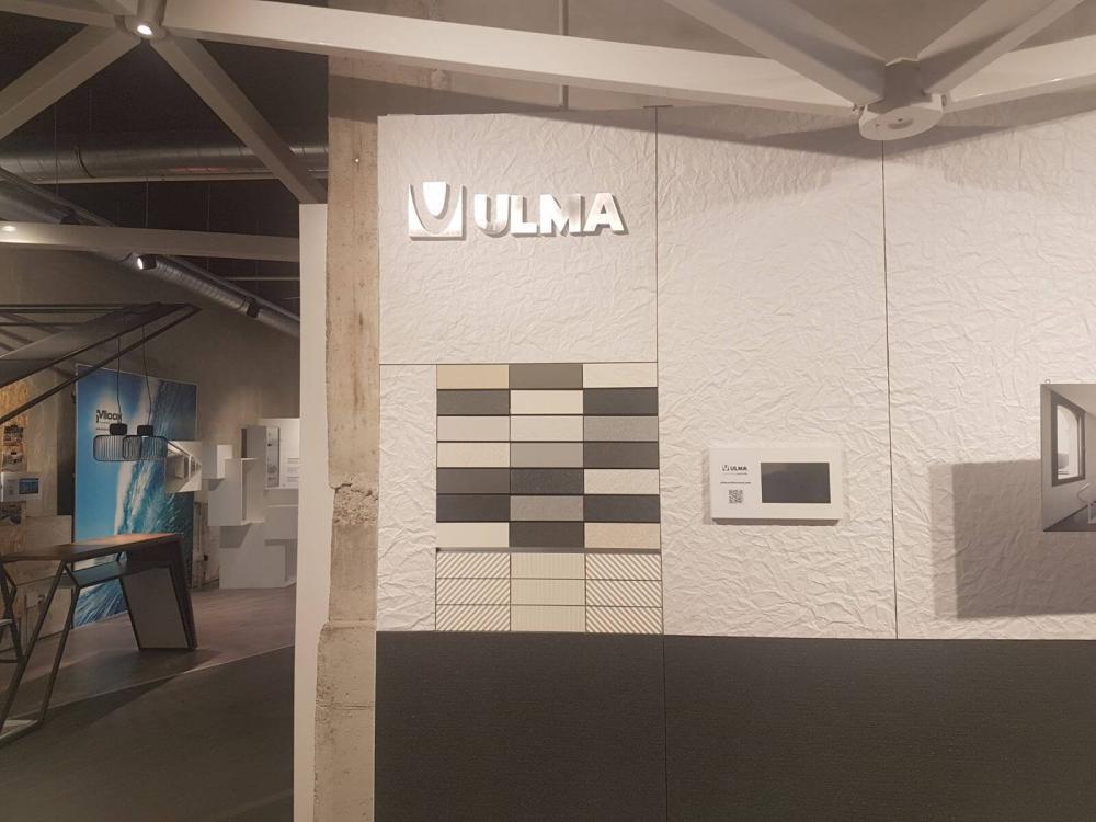 Entdecken Sie den Fassadenschauraum von ULMA in Tabakalera, San Sebastian