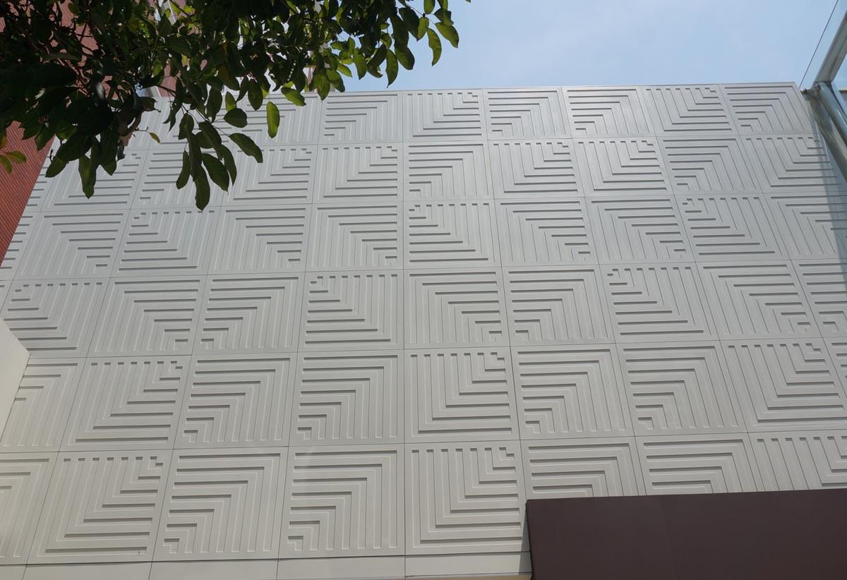 Elegante Premium-Bankfiliale in São Paulo