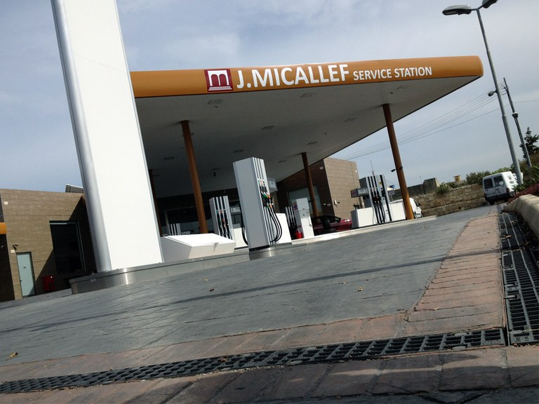 Gas Station in ZEJTUN - Malta