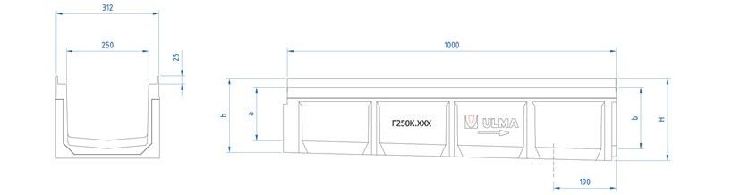 F250K