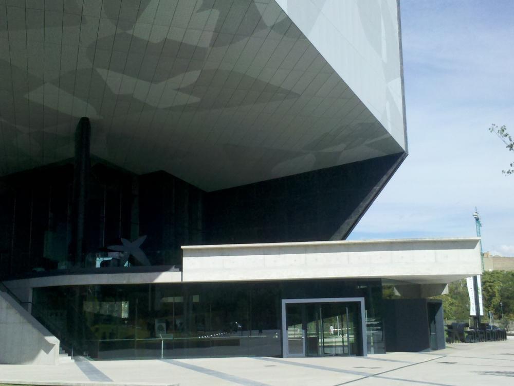 ULMA channels in the new CAIXAFORUM Cultural Centre
