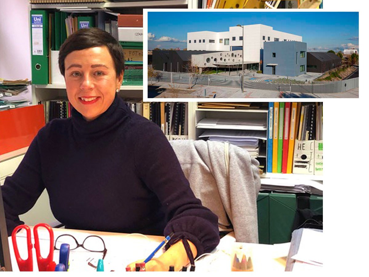 We spoke with Mafalda Riveiro, architect who oversaw the construction of the APANID occupational centre.