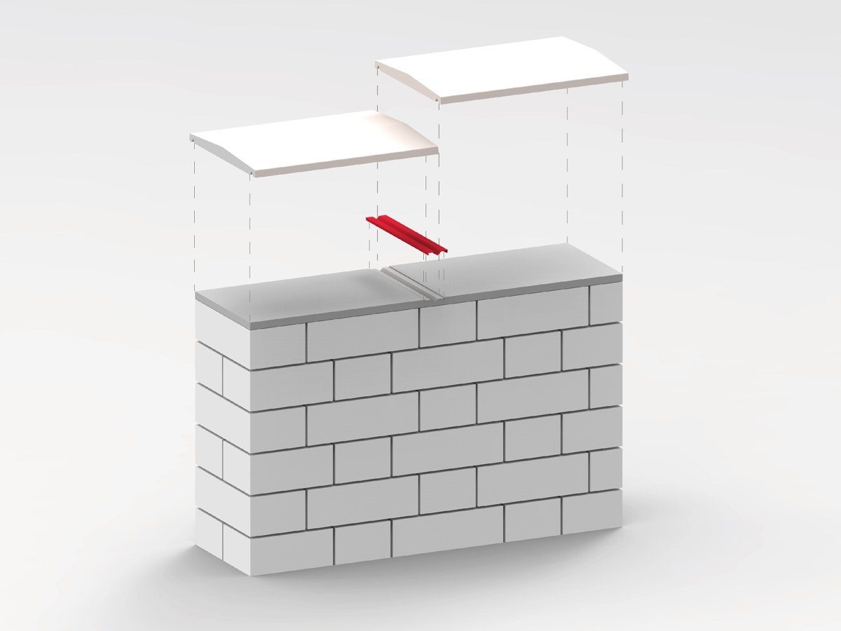 How to prevent unwanted dampness from seepage in walls and facades