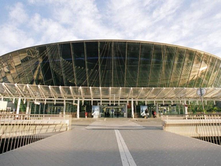Aeropuerto de Niza: los canales de drenaje ULMA demuestran su eficacia durante la tormenta Alex
