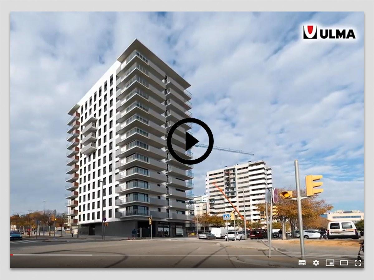 Nuevo video: 6 ventajas de la construcción en seco en el cerramiento de fachada ULMA