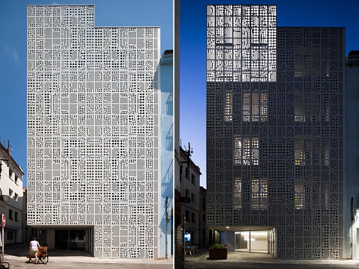 Edificio socio cultural CA L´ANITA