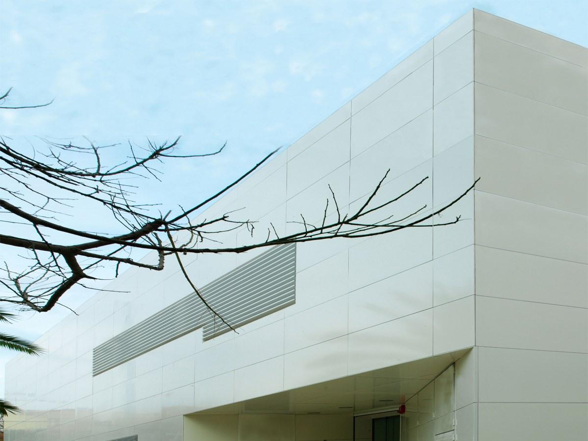 Cap Barberà, proyecto ganador de la Bienal de Arquitectura del Vallès