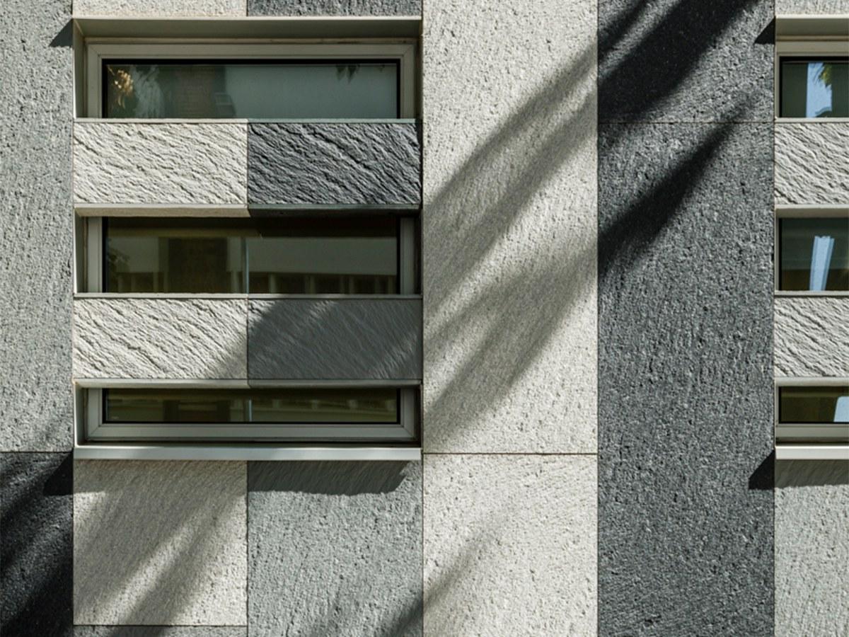 Revestimiento de fachadas Stoneo: casos de éxito