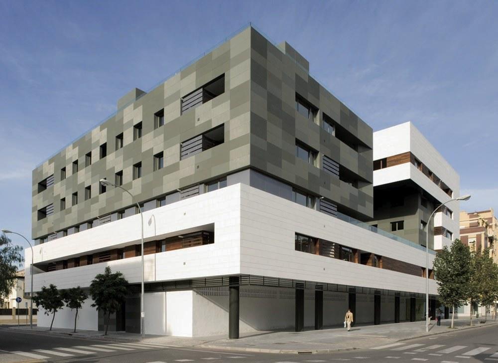 """Edificio residencial """"ATLANTICO""""- Córdoba"""