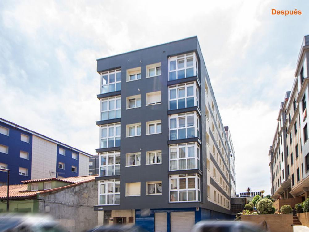 Problemas de humedad y condensación en Gijón solucionadas rehabilitando con ULMA