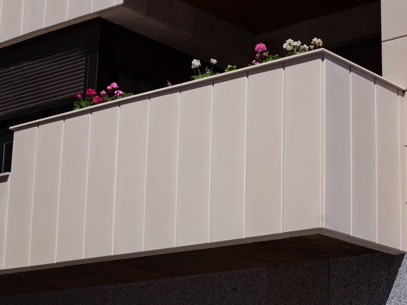 Frentes de forjado | terraza