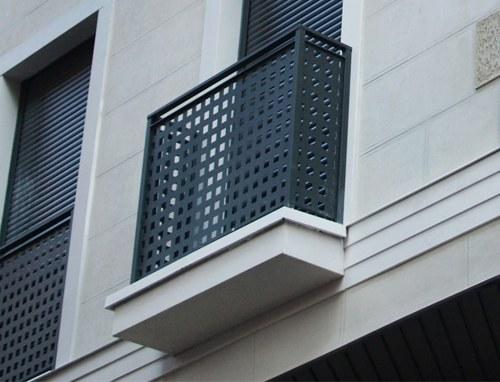 Remates de balcón