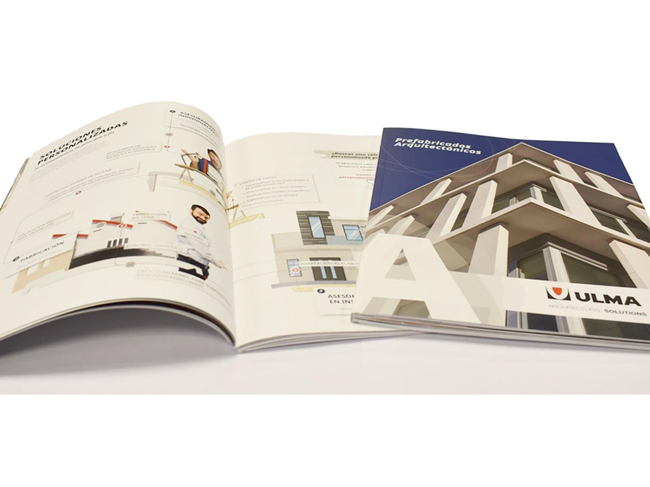 Nuevo dossier de Prefabricados Arquitectónicos de ULMA