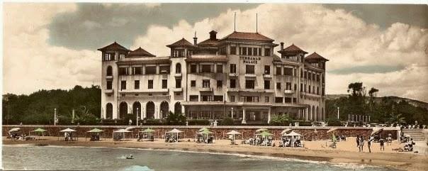 Hotel Terramar años 30