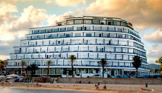 hotel terramar años 60