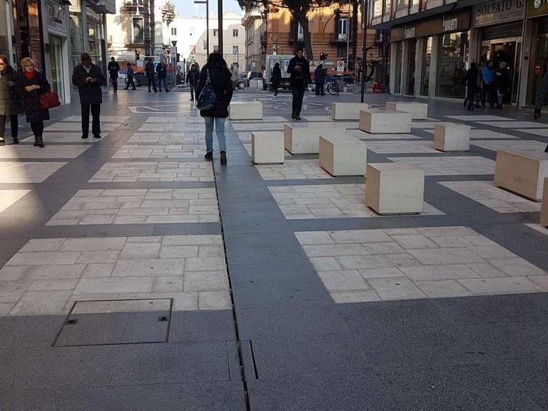 La ciudad de BARI, Italia, elige los sistemas de drenaje lineal ULMA