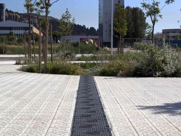 ULMA participa en la re-ordenación del Barrio de la Marina de Barcelona