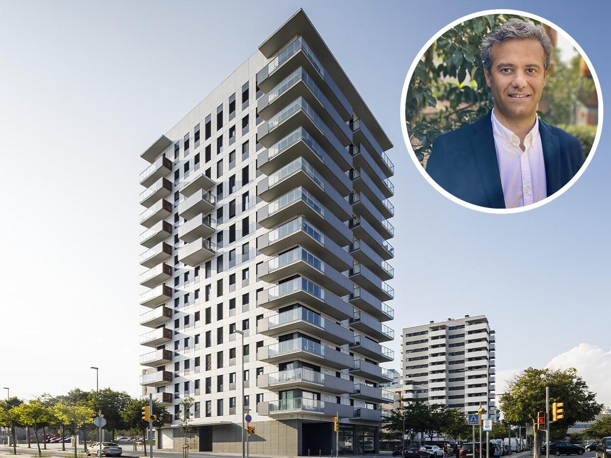 Hablamos con el arquitecto Fernando Tortajada sobre sus proyectos, en los que la sostenibilidad es un emblema