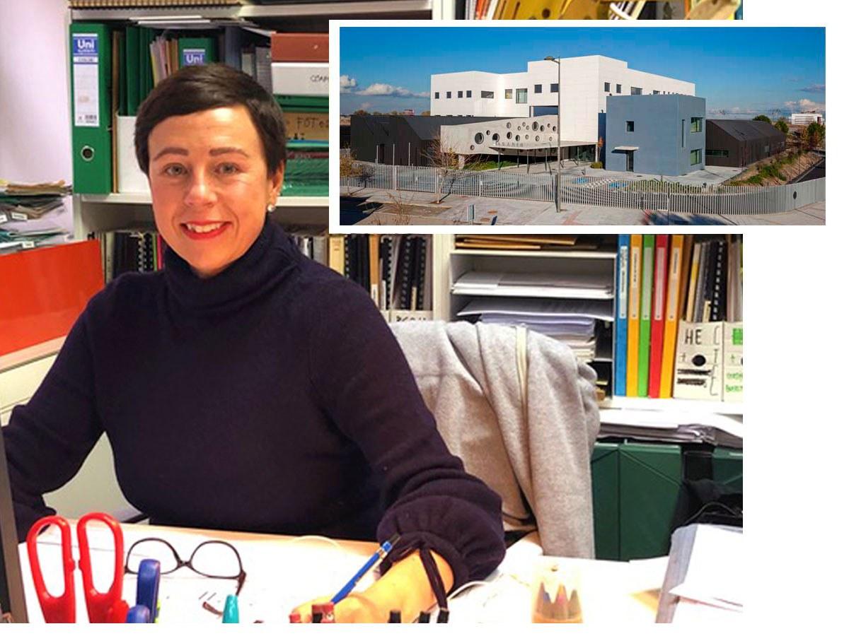 Hablamos con Mafalda Riveiro, arquitecta autora del centro ocupacional APANID