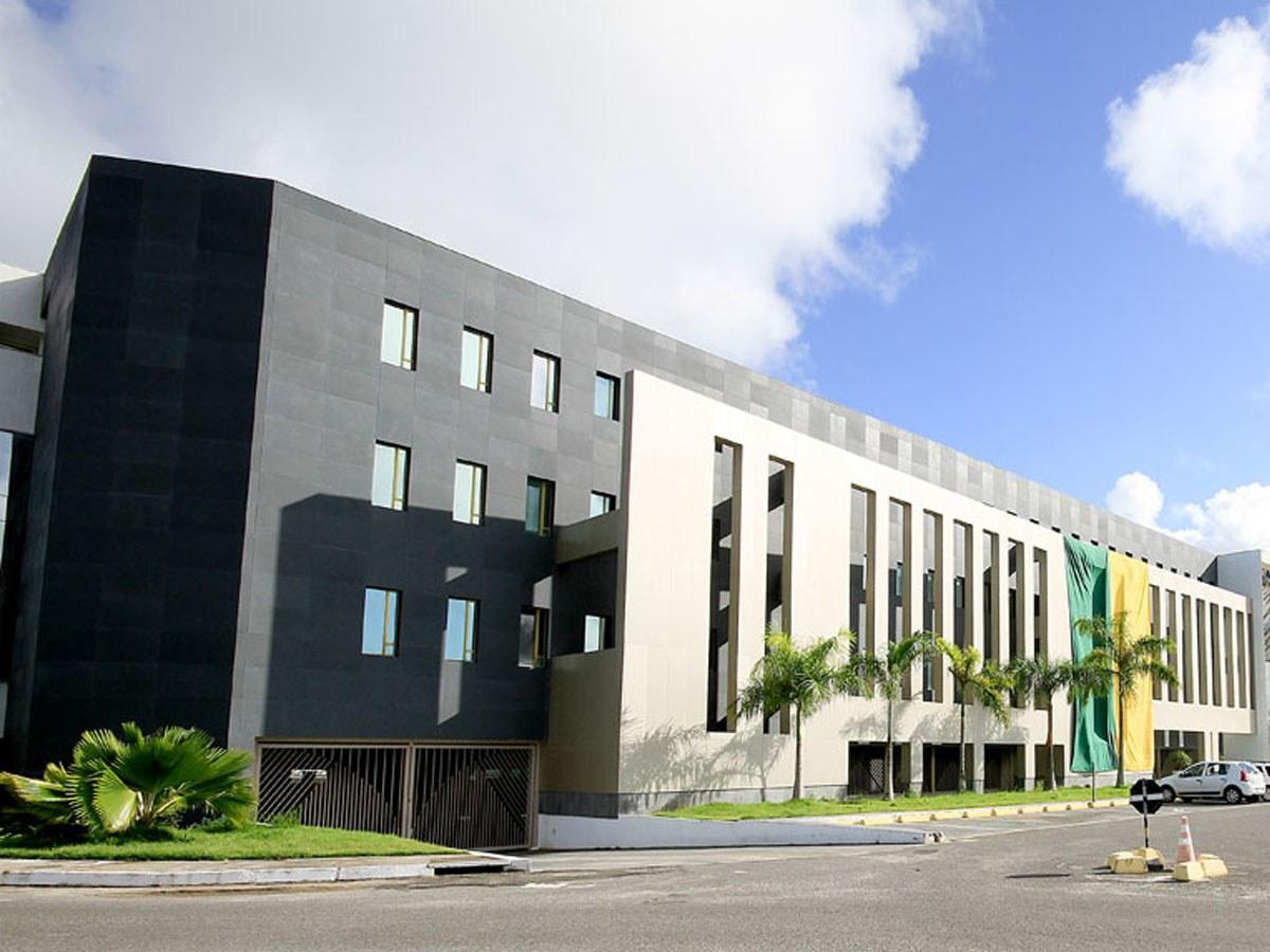 Tribunal de Justicia de Salvador de Bahía- Brasil