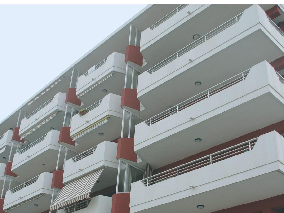 Rehabilitación de frente de terraza - Valencia