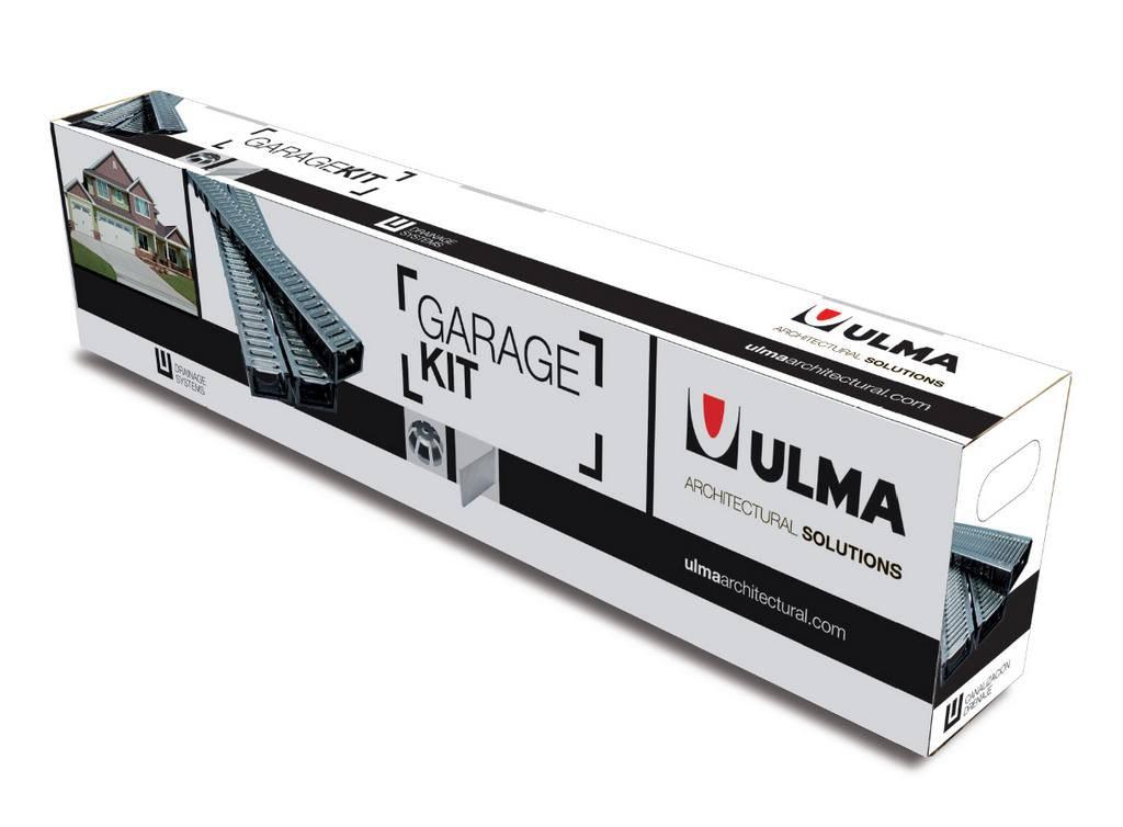 ULMAk Garage Kit Pro merkaturatu du