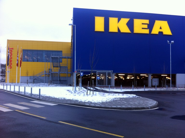 IKEA Bergen - Norvegia