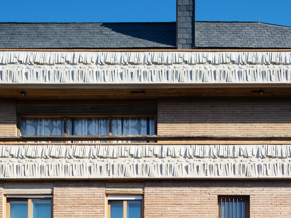 Hormigoi polimerozko terraza aurrealdeak, pertsonalizatuak eta sormenezkoak Moralejan (Madril)
