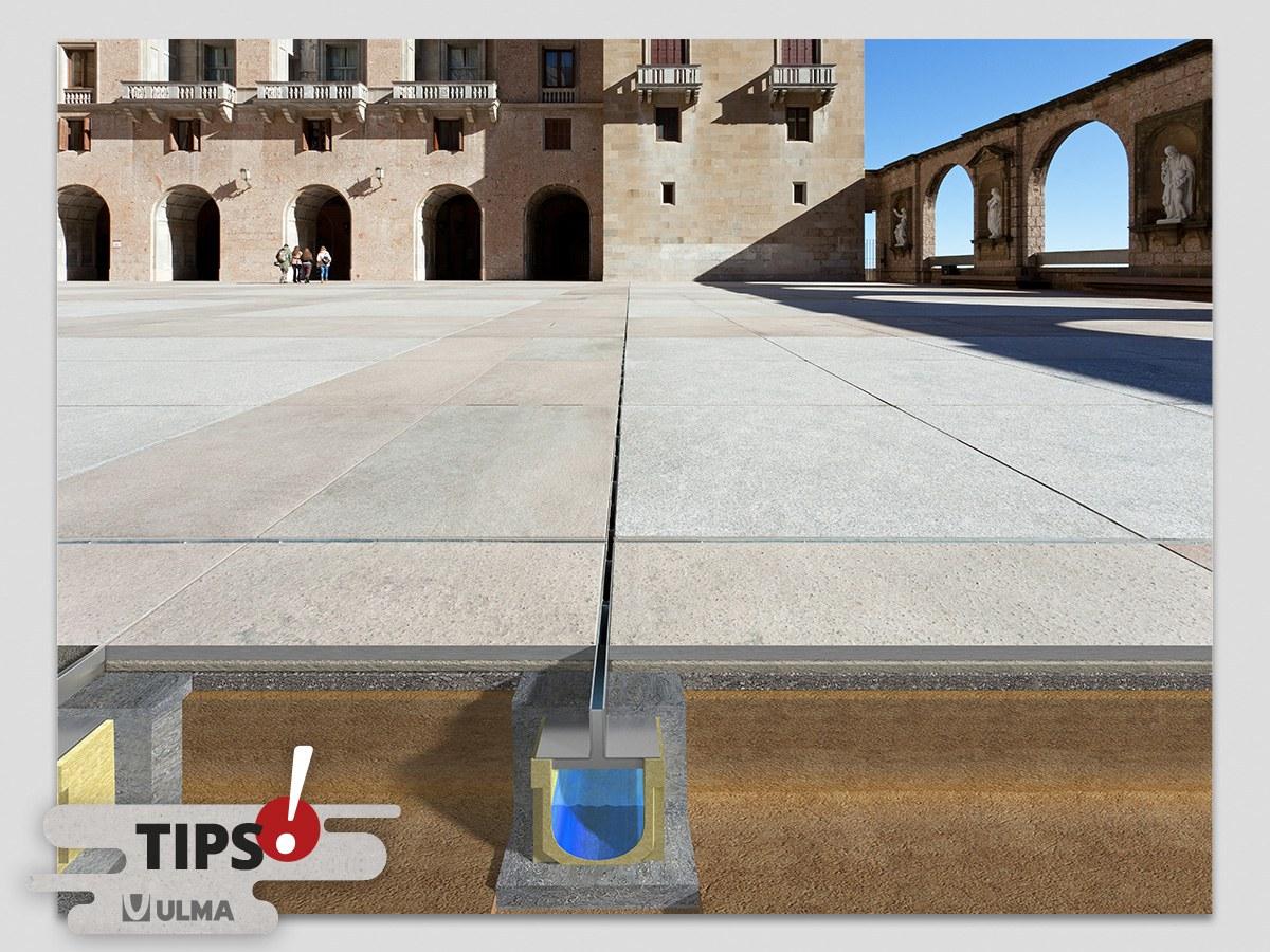 Connaissez-vous les systèmes de drainage dissimulé?