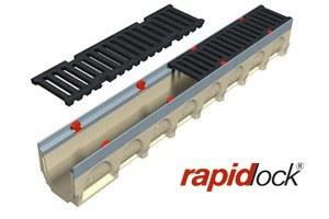ULMA Rapidlock®, Le système de fixation rapide sans boulons