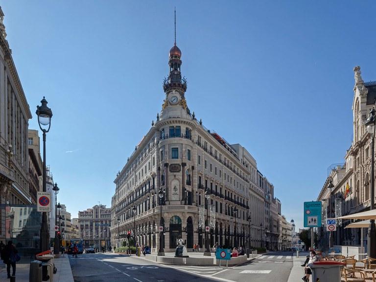 «Centro Canalejas»: un voyage dans le temps