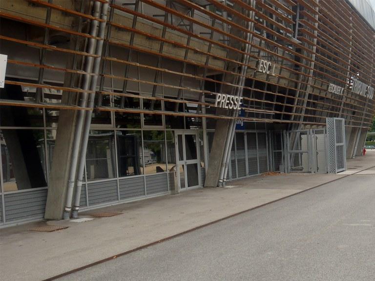Stade des Alpes- GRENOBLE