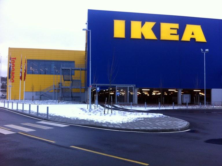 IKEA Bergen - Norvège