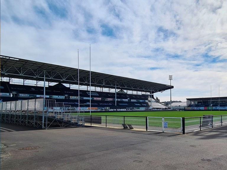 Stade Amédée Domenech de Brive-la-Gaillarde: l'importance de ce qui se ne se voit pas