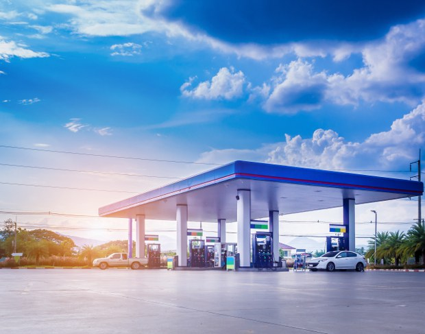 Postos de combustível
