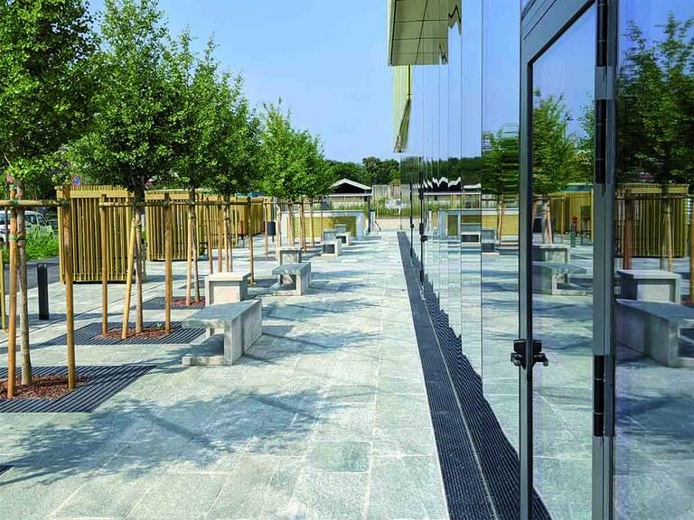 Novo espaço de trabalho cooperativo em Milão