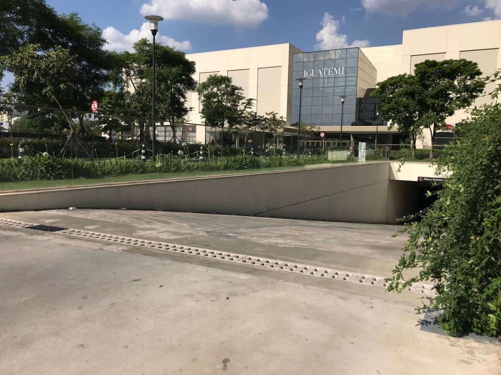 Soluções de drenagem ULMA no Shopping IGUATEMI de São Paulo, Brasil