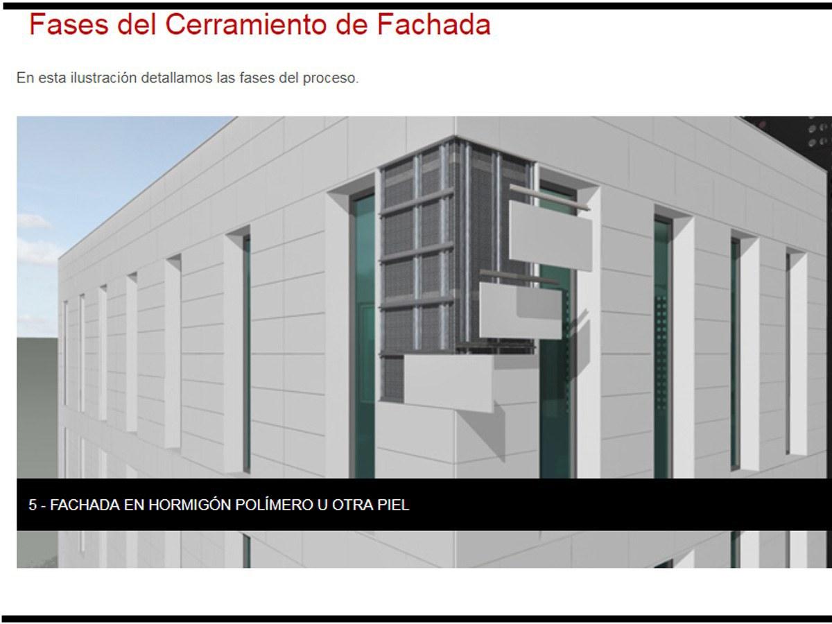 Vídeo das Fases do Fechamento de Fachada Industrializado da ULMA