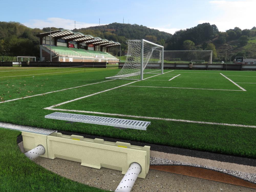 Soluções professionais para instalações desportivas