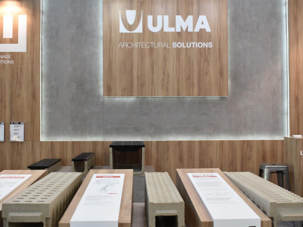 ULMA Architectural Solutions presente em várias ferias e eventos no mês de mayo