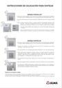 Lintéis-Instruções de Instalação